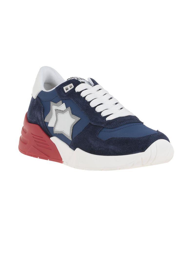 Atlantic Stars Mars Sneaker In Blue