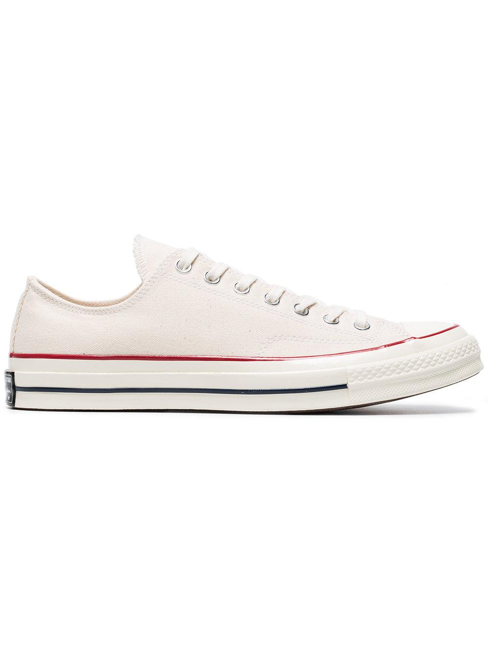f293c0923bfe Converse Chuck Taylor All Star 70 Vintage Canvas Sneakers In White ...