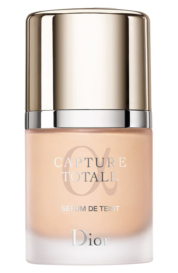 Dior Capture Totale Triple Correcting Serum Foundation In 010 Ivory