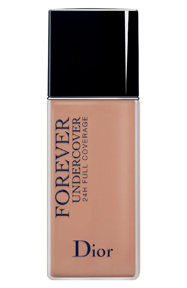 Dior Skin Forever Undercover 24-Hour Full Coverage Liquid Foundation - 044 Dark Almond