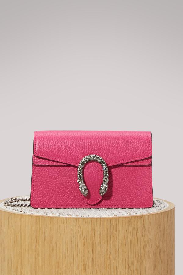 2a9f32008a37 Gucci Dionysus Velvet Super Mini Bag With Crystals | ModeSens