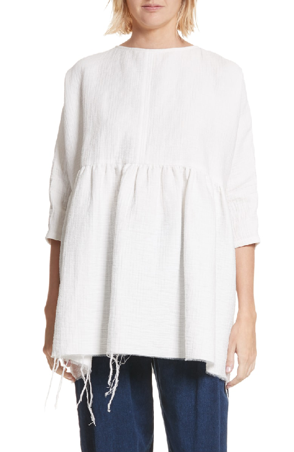 Rachel Comey Oust Top In White