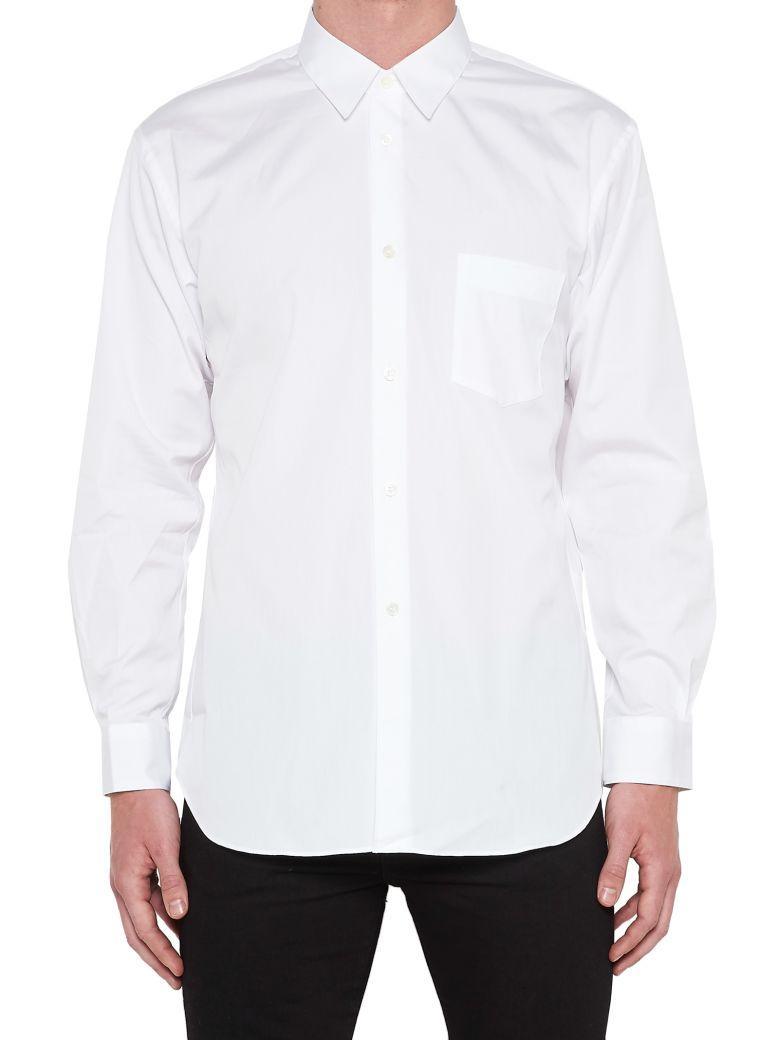 Comme Des GarÇOns Shirt Shirt In White