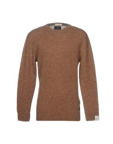 Scotch & Soda Sweaters In Brown