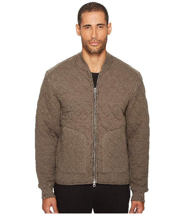 dd607f8b8d3b6 Champion Quilted Bomber Jacket, Thyme | ModeSens