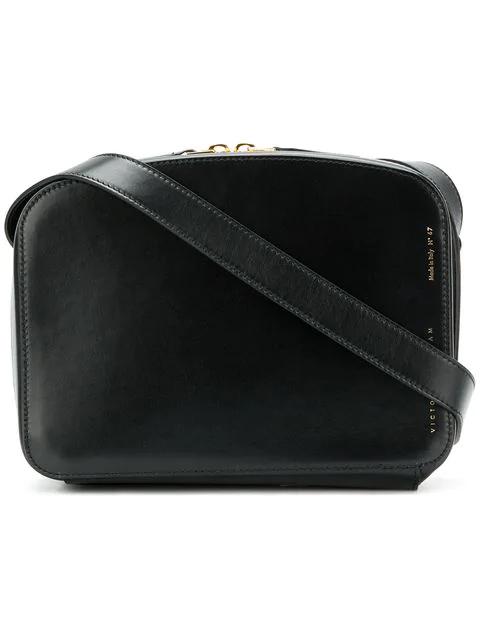 Victoria Beckham Vanity Camera Bag In Black