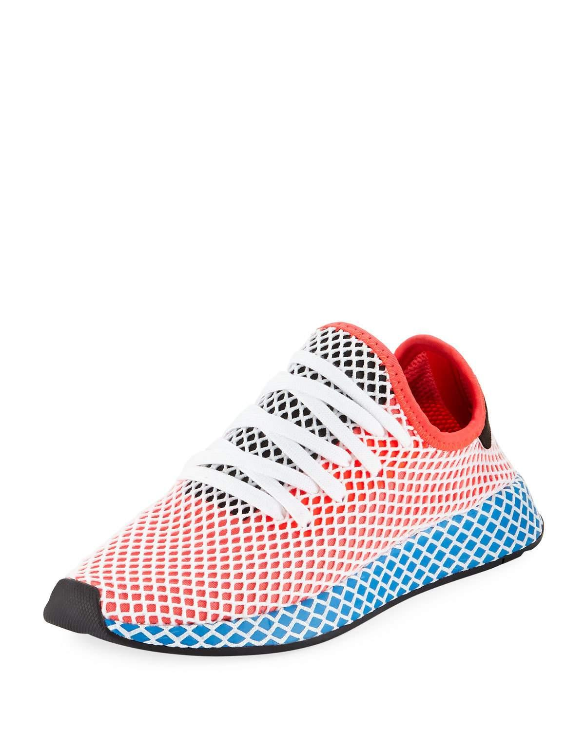 pretty nice d564d 85455 Adidas Originals Womens Originals Deerupt Runner Casual Shoe
