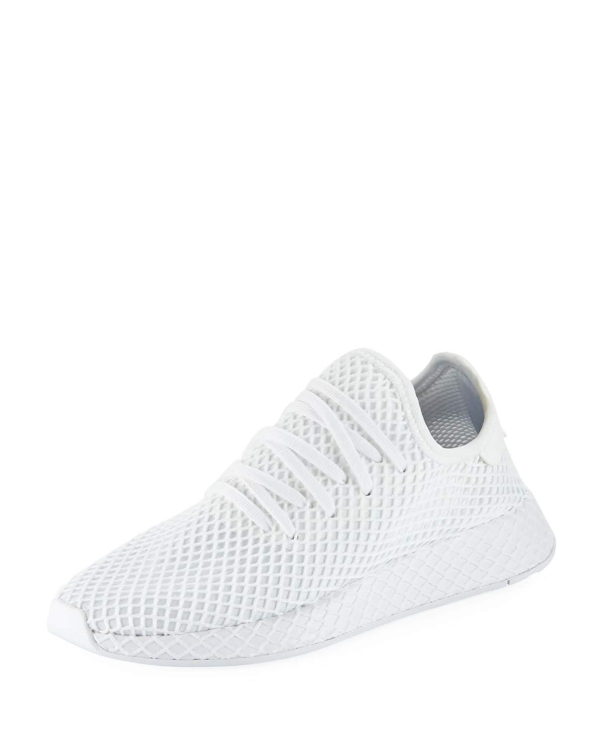 Adidas Originals Adidas Men S Deerupt Runner B Side Pack Casual ... 465fefb8c