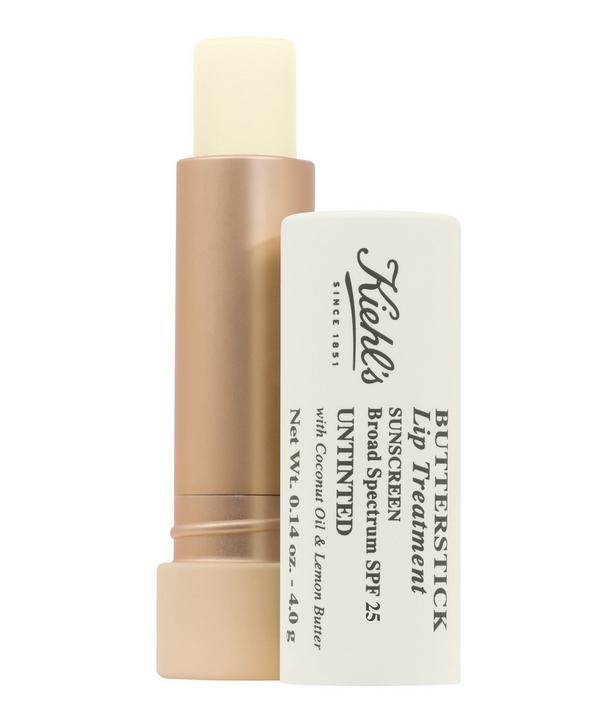 Kiehl's Since 1851 Butterstick Lip Treatment Spf 25 In Untinted