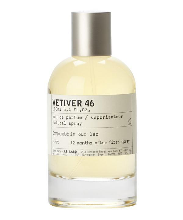 Le Labo Vetiver 46 Eau De Parfum 100Ml In White