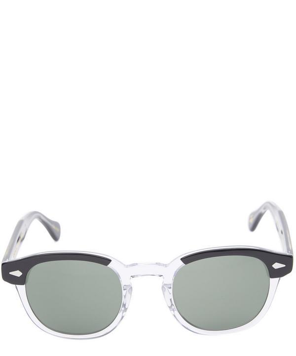 845854c925f Moscot Lemtosh 49 Sunglasses In Black | ModeSens