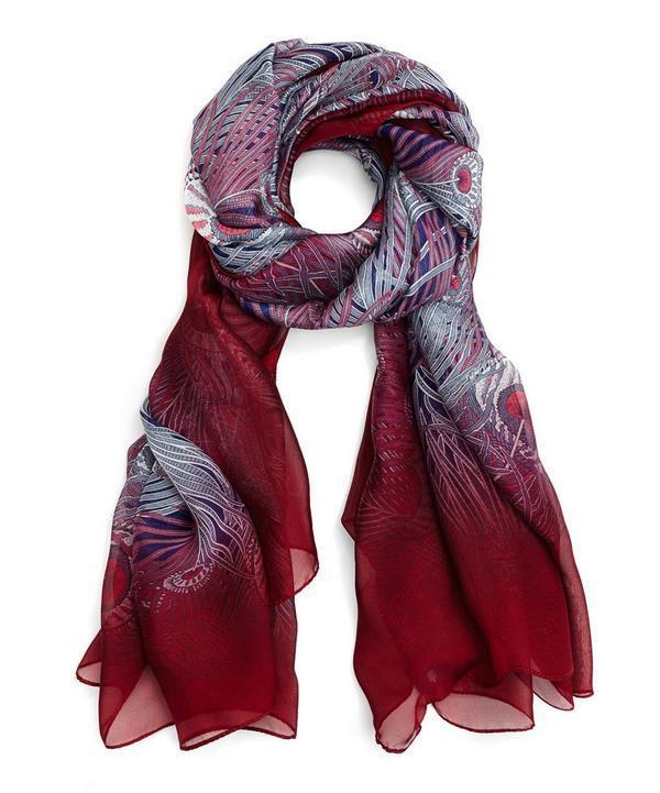 a6bcfb47d44b4 Liberty London Hera 110X130 Silk Chiffon Scarf   ModeSens