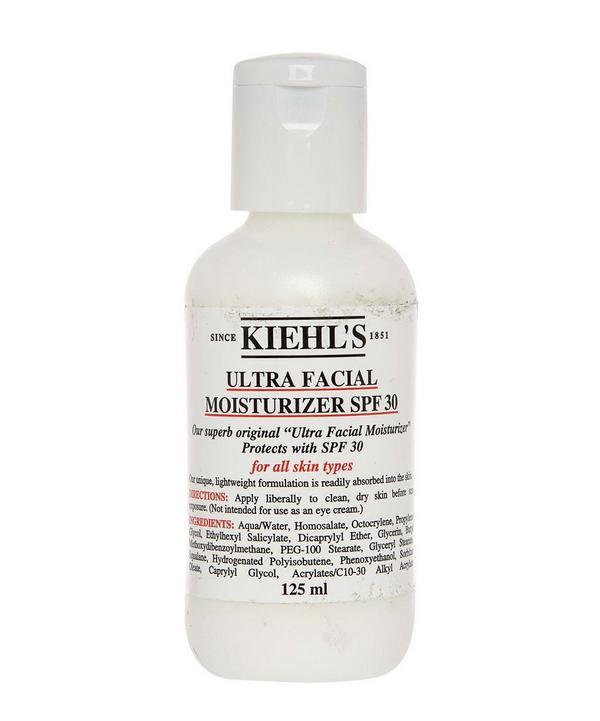 Kiehl's Since 1851 Ultra Facial Moisturiser Spf 30 125Ml In White