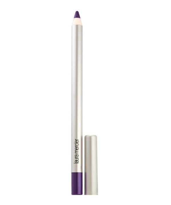 Laura Mercier Longwear Creme Eye Pencil In Violet In Violet - Bright Bold Purple