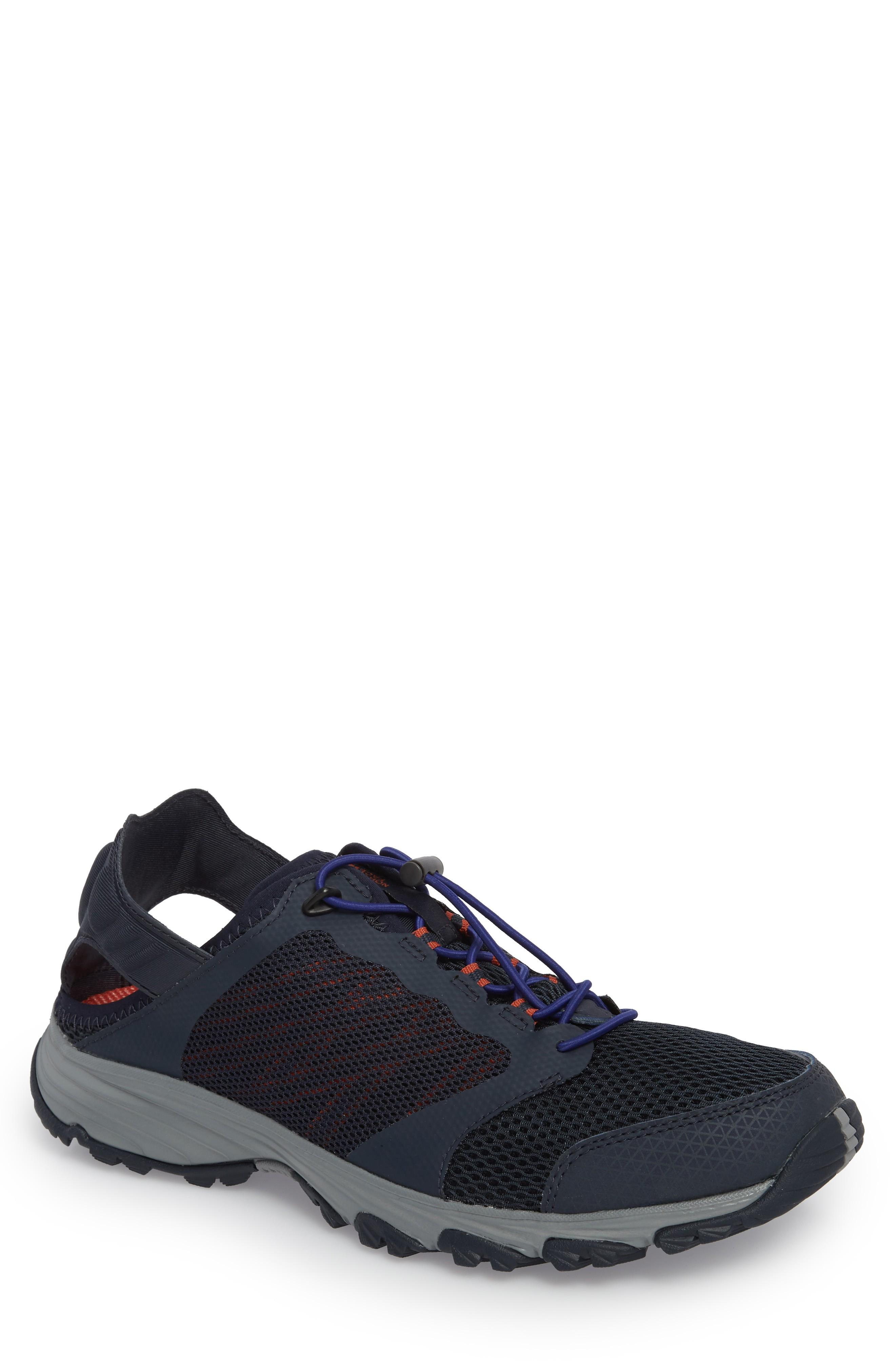 2e2d9ffbe Litewave Amphibious Ii Collapsible Sneaker in Urban Navy/ Brit Blue
