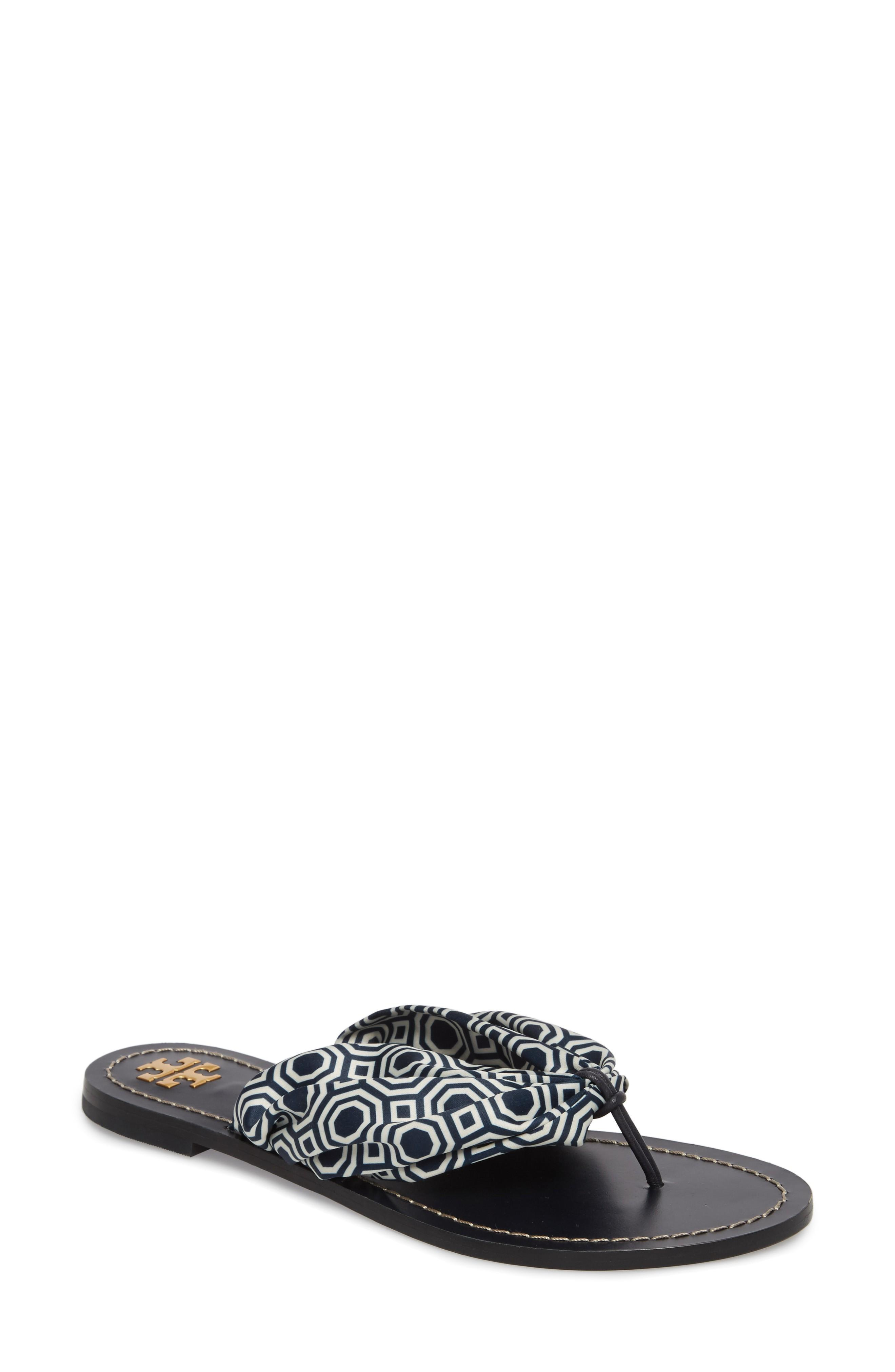 7f63b28535c3 Style Name  Tory Burch Carson Flip Flop (Women). Style Number  5553708 2.  Available in stores.