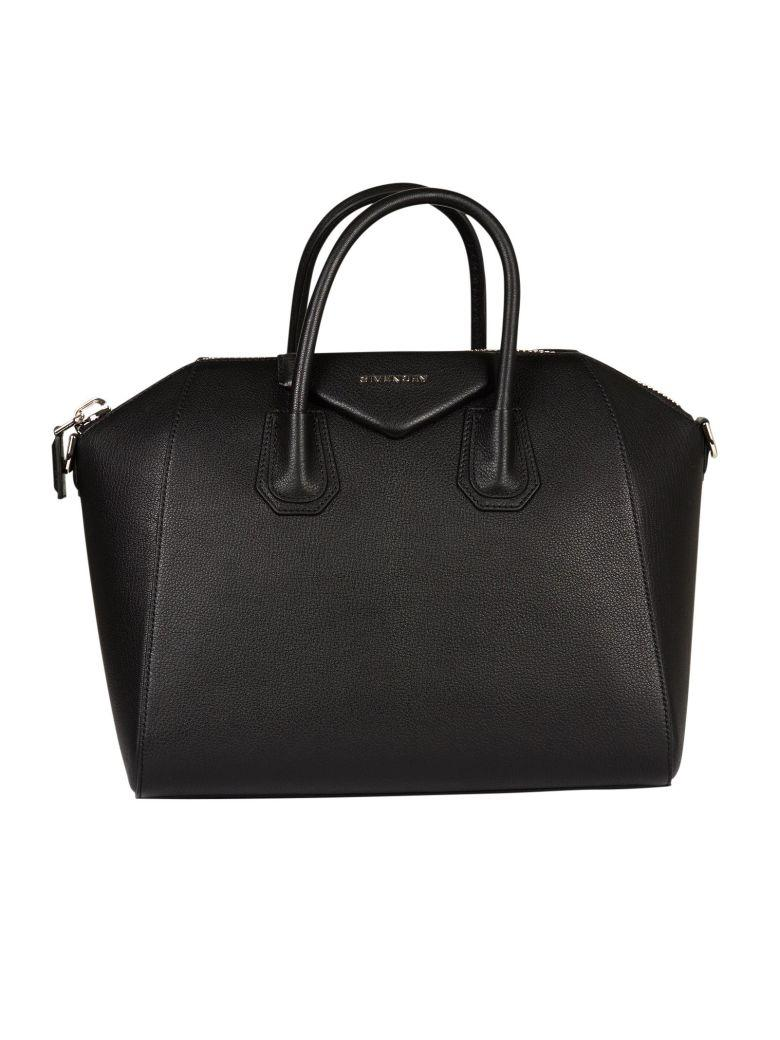 Givenchy Antigona Tote In Nero