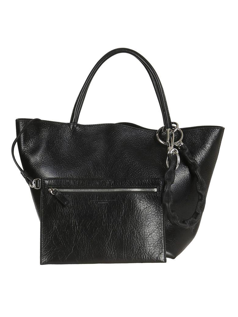 Alexander Wang Chain & Pouch Tote In Black