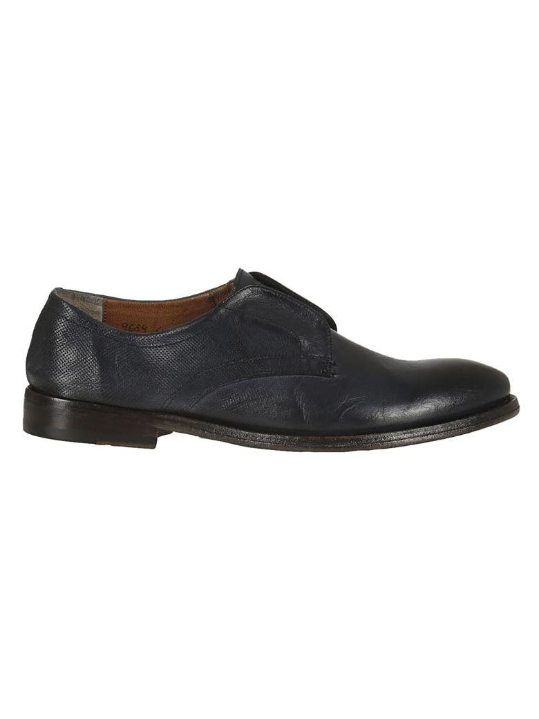 Silvano Sassetti Silvano Sasseti Laceless Oxford Shoes In Blu