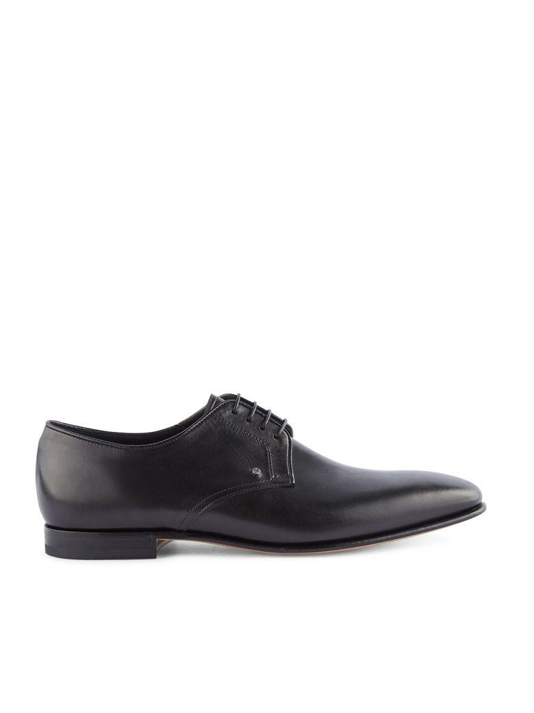 Fabi Laced Shoes In Nero