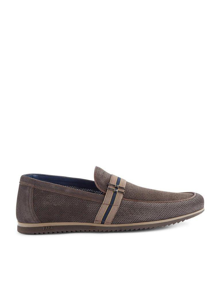 Fabi Loafers In Topo