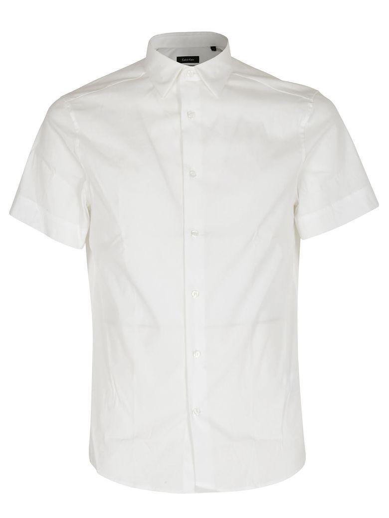 Calvin Klein Gilden Shirt In Bianco
