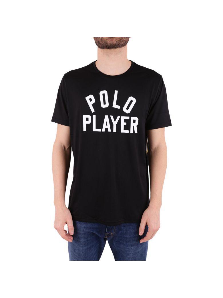 Ralph Lauren T-shirt In Black
