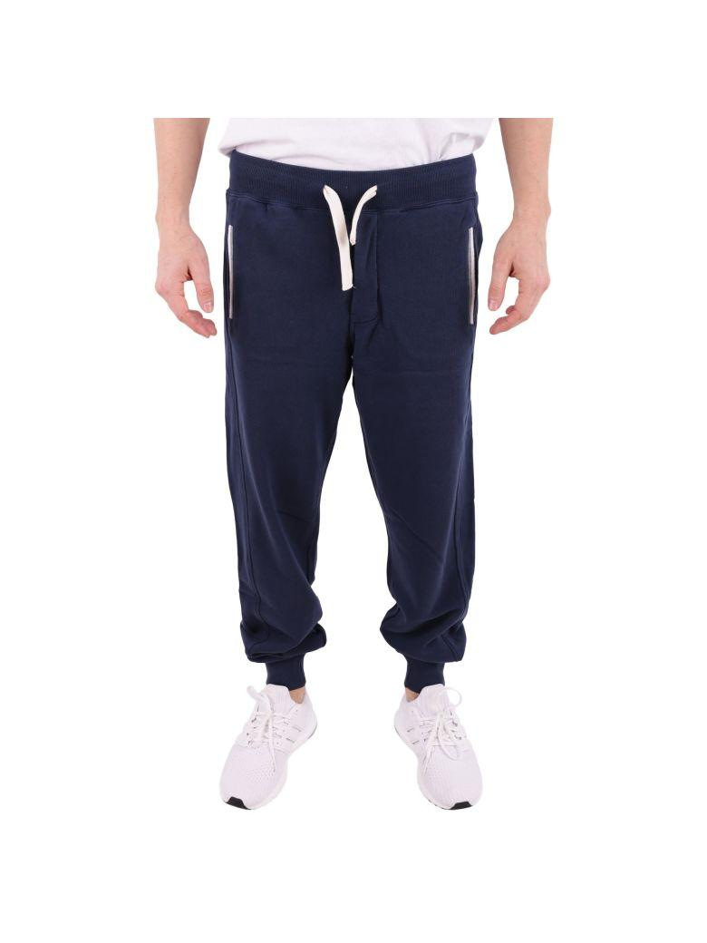 Sun 68 Jogging Trousers In Navy Blue