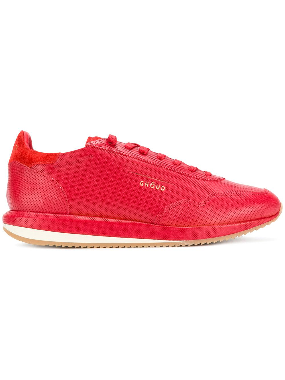 Ghoud Lace Up Sneakers