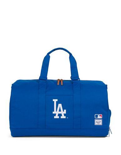 Herschel Supply Co Novel Dodgers Duffel Bag-blue