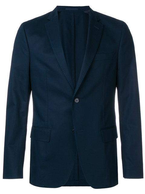 Officine Generale Casual Single-breasted Blazer