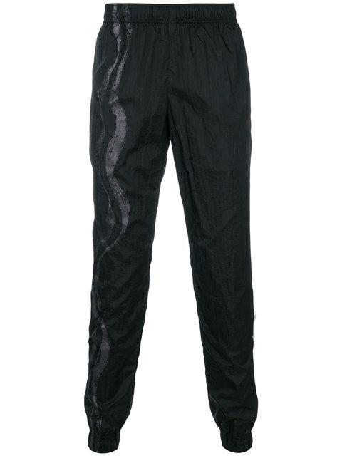 Reebok X Cottweiler Reversible Track Pants - Black