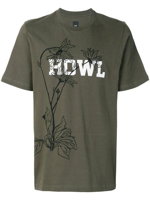 Oamc Howl T-shirt In Green