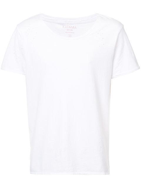 Katama Scoop Neck T-shirt