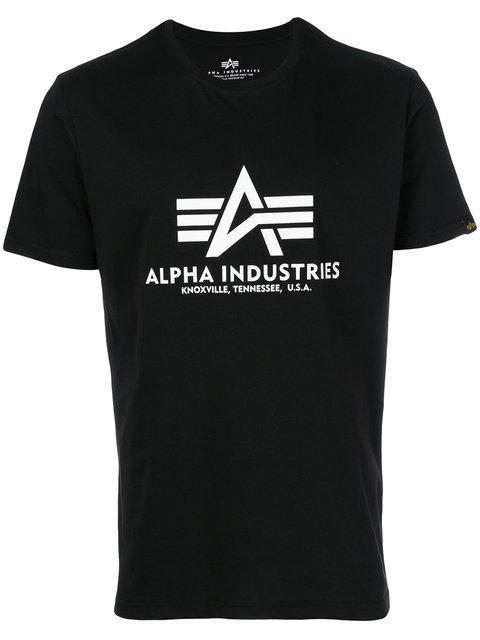 Alpha Industries Black