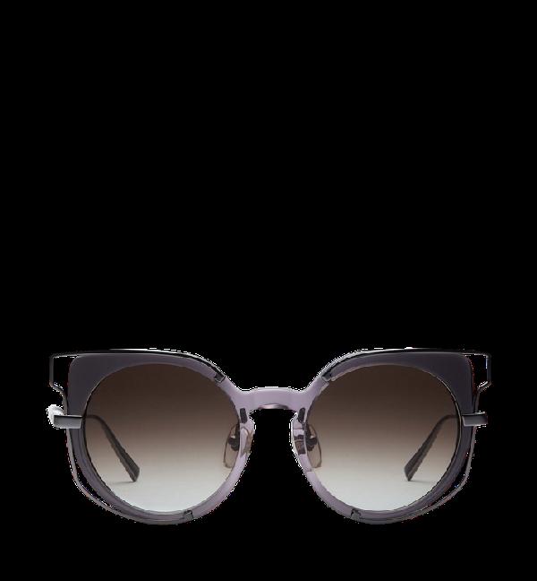 db2441835e Mcm Frame-In-Frame Cat Eye Sunglasses In Td