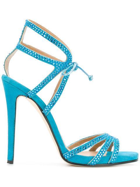 Marc Ellis High Heel Sandals - Blue