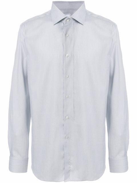 Xacus Long Sleeve Shirt - Grey