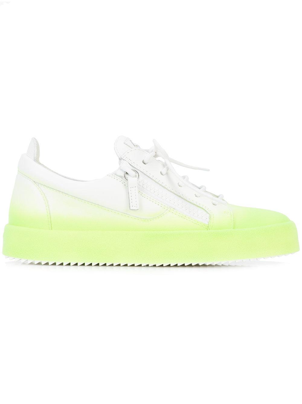 Giuseppe Zanotti New Unfinished Sneakers