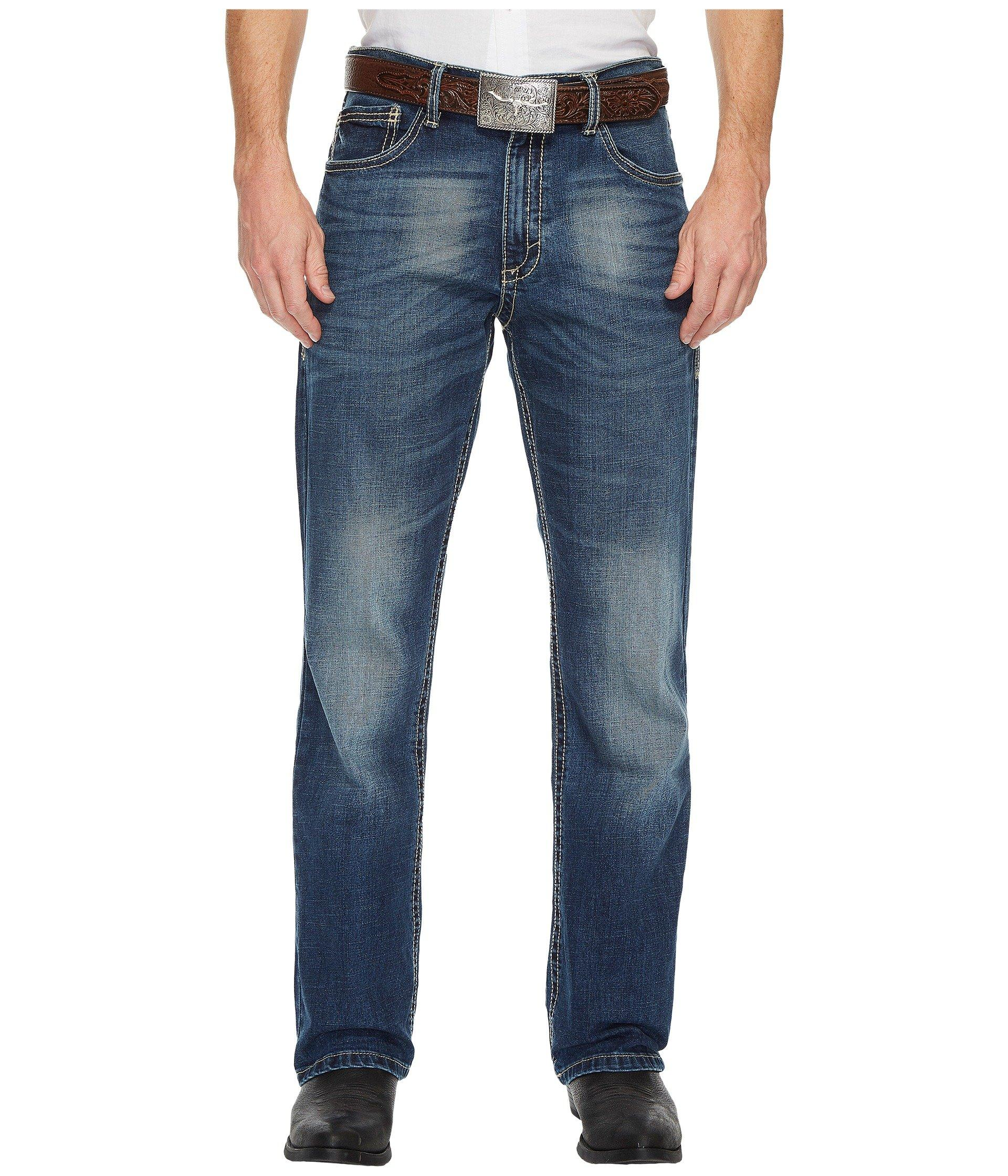 Wrangler Vintage Bootcut Slim Fit 20x Jeans In Midland