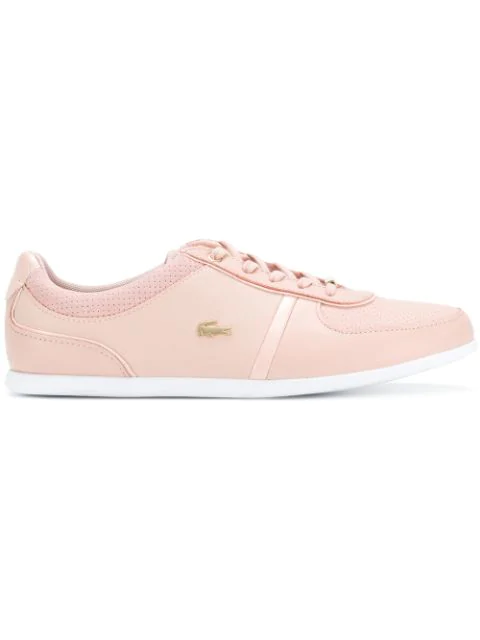 Lacoste Low Top Sneakers In Pink