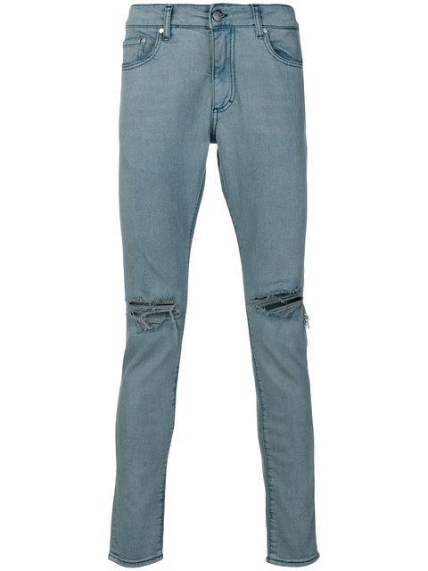 Represent Destroyer Skinny Jeans