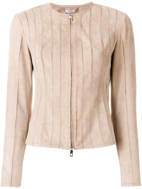 Desa Collection Classic Leather Jacket