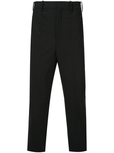 Neil Barrett Cropped Tuxedo Trousers