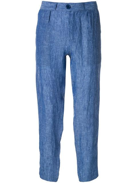 Mes Demoiselles Cropped Trousers