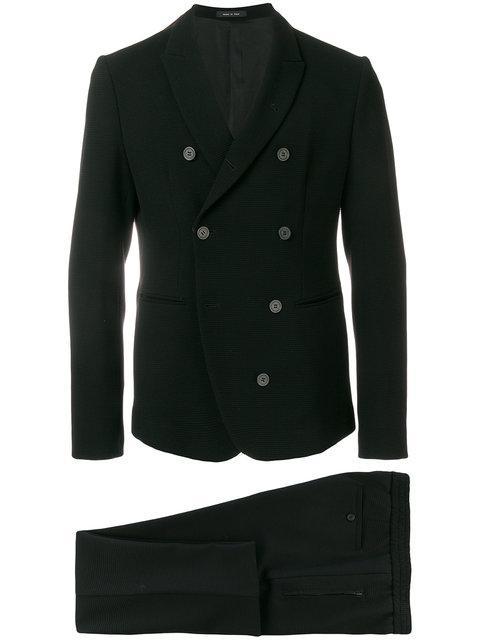 Emporio Armani Double In Black