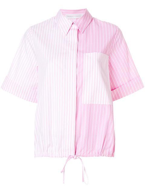Victoria Victoria Beckham Striped Shirt
