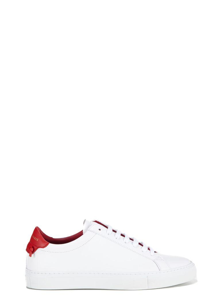 Givenchy Urban Street Sneakers In White