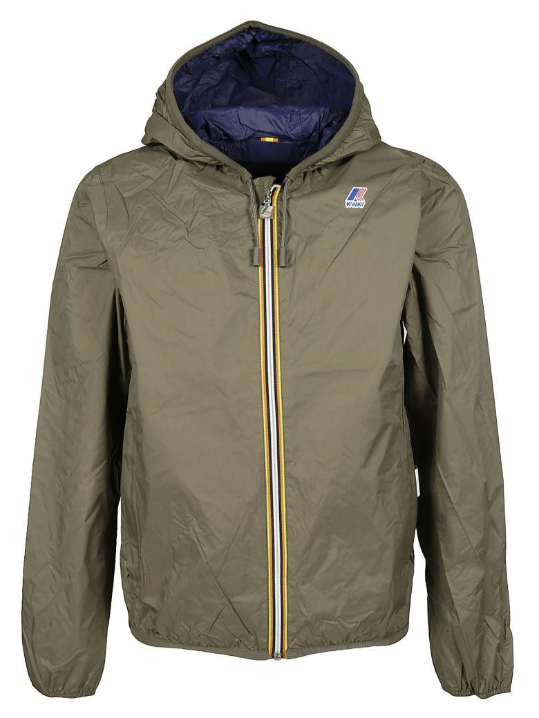 K-way Classic Parka In Brown