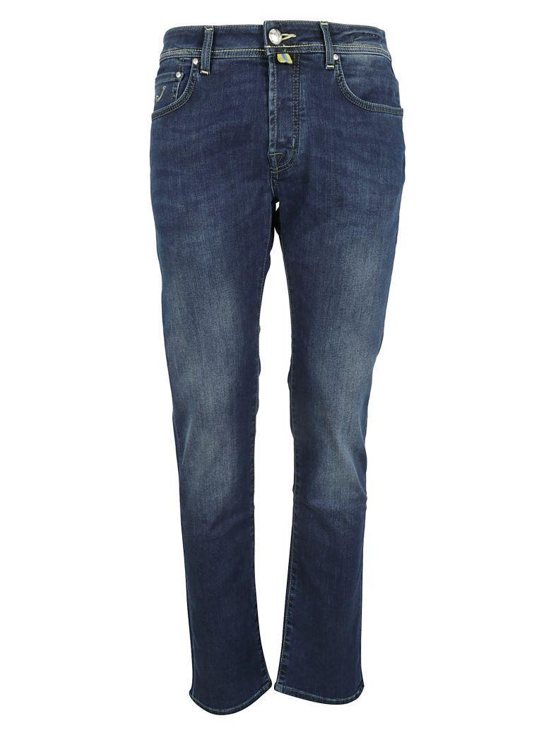 Jacob Cohen Classic Jeans In Blue